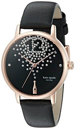 kate-spade-new-york-da-donna-metro-vachetta-34-mm-con-fascia-in-oro-con-quarzo-ksw1014-bracciale-in-
