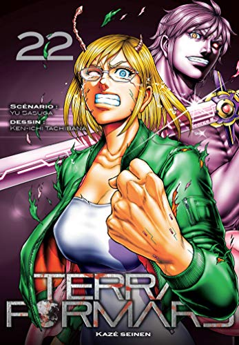 Terra Formars Edition simple Tome 22
