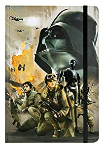 UndercoverDisney Star Wars Rogue One -Carpeta Escolar