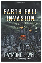 Earth Fall: Invasion: (Book One): Volume 1