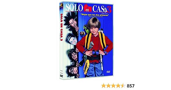Solo En Casa 3 Amazon Co Uk Dvd Blu Ray