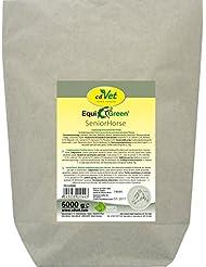 cdVet Naturprodukte - 2044 / SeniorHorse - Complément alimentaire - Chevaux âgés - 6 kg