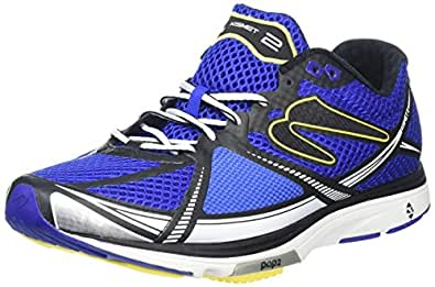 Newton Running Men's Kismet II Stability Training Running Shoes, Blue (Royal Blue/Black), 6.5 UK 40 EU