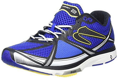 Newton Running Kismet II Men's Stability Running Shoe, Scarpe Uomo, Blu (Royal Blue/Black), 41 EU
