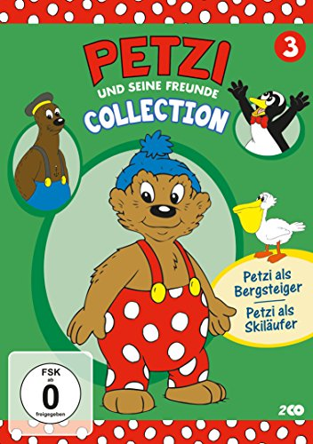 Collection 3: Petzi als Bergsteiger/Petzi als Skiläufer (2 DVDs)