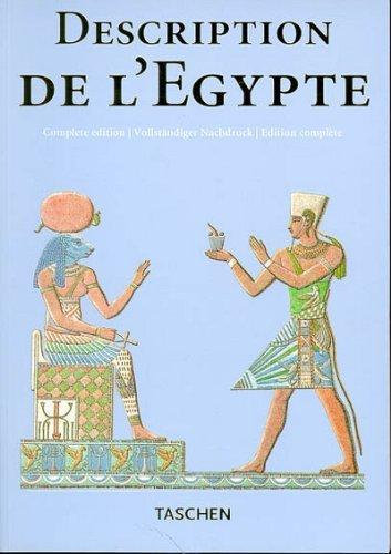 Description de l' Egypte (Klotz) by Kaiser Napoleon I. Bonaparte (1995-05-31)