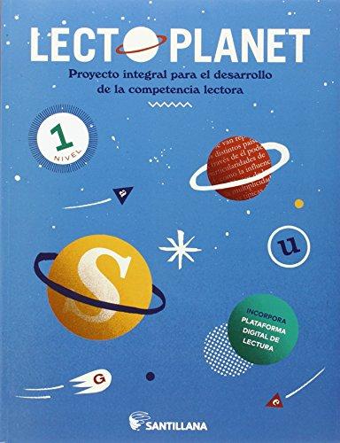 Cuaderno LECTOPLANET, nivel 1 (4  primaria) - 9788468039978