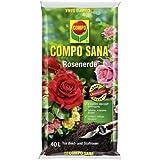 Compo Sana – Tierra para rosales, 40 L