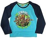 Ninja Turtles Kollektion 2015 Langarmshirt 92 98 104 110 116 122 128 134 140 146 152 Shirt Jungen Neu Blau (98 - 104)