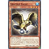 Yu Gi-Oh: docs-en035 1. Ed graydle Eagle Gemeinsame Karte – (Dimension Of Chaos Yu-Gi-Oh. Single Karte)