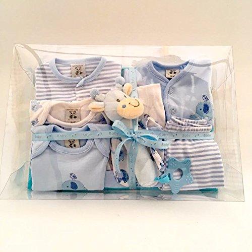 Capa de regalo para recién nacido.