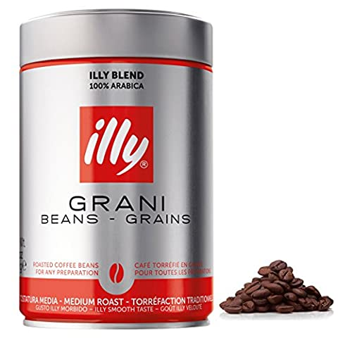 Illy Coffee Beans 250g (Pack of
