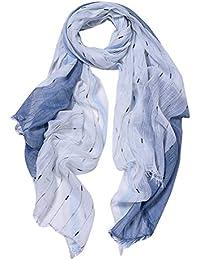 Amazon.fr   Yacun - Foulards   Echarpes et foulards   Vêtements 0aafab7574b