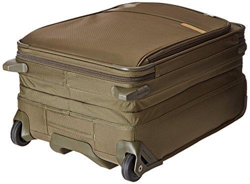 Briggs & Riley International Wide-body U121CXW-7, Koffer, Grün (Olive), S Olive