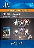 Titanfall 2: Bundle Titan Prime Édition DLC [Code Jeu PS4 - Compte français]