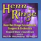 Herr Der Ringe by Herr Der Ringe Soundtrack Singer&Orchestra (2012-07-23) -