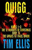 Quigg (Books 1 - 3) (Quigg Book Sets)