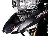 SW-Motech Motorrad Öl-Kühlerschutz KLS.07.719.10000/B