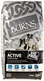 Burns Active Complete Dry Dog Food Chicken and Rice, 12 kg
