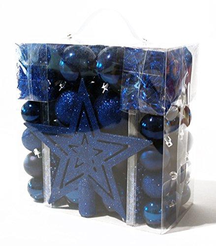 Brauns Heitmann 56559 - Juego de accesorios decorativos para Navidad (45 piezas,...
