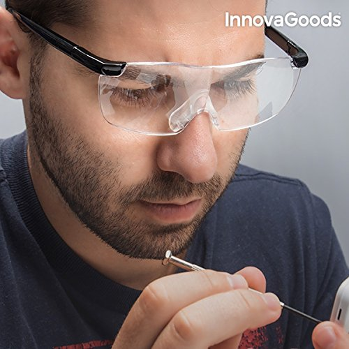 InnovaGoods Gafas de Aumento - 4 Unidades