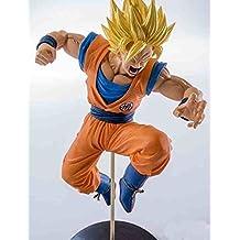 Dragon Ball Super : Super Saiyan 2 Son Goku Figura (19cm) Banpresto Scultures Colosseum - original & licensed (Dragonball)