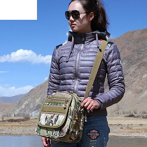 vielseitige Umhängetasche/Paar Outdoor-Tasche/ kleines Paket/Outdoor-Bergsteigen-Tasche B