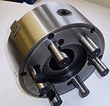 rdgtools HBM 200mm 3Backen Drechselfutter D6(Colchester (Triumph)
