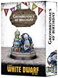 Games Workshop 99819999001 Grombrindal 40 Years of White Zwarf Miniatur