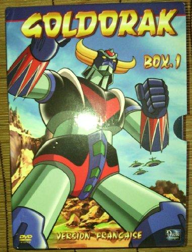 Goldorak box 1