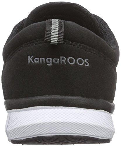 KangaROOS - K-blue Run 8005 C, Scarpe da ginnastica Donna Nero (Nero (black 500))