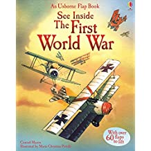 See Inside First World War (Usborne See Inside)