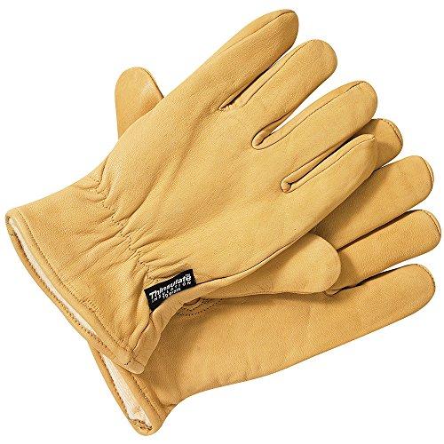 dickies-guanti-in-pelle-marrone-chiaro-marrone-tan-m