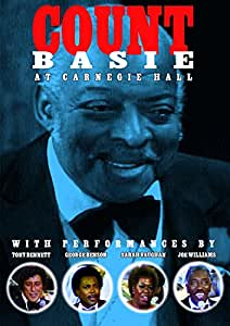 Count Basie At Carnegie Hall [DVD] [1981] [NTSC]