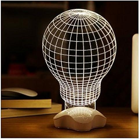 Auspicious beginning Hot lucency creativo visualizzazione 3D effetti di luce