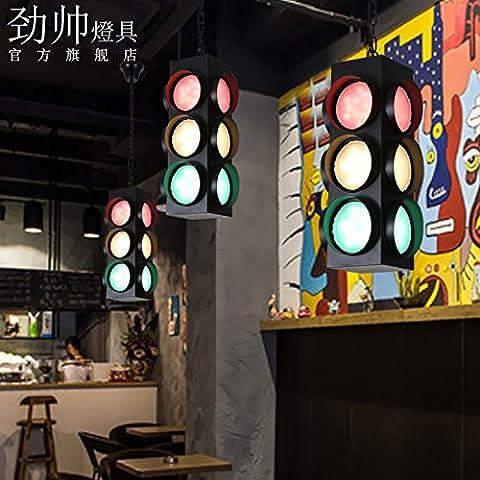 Moderna lampada pendente Il Ristorante e Bar Sepia è elegante