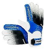 Hudora niños guantes de portero, azul, M, 71586/01