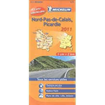 Nord-Pas-de-Calais, Picardie : 1/200 000