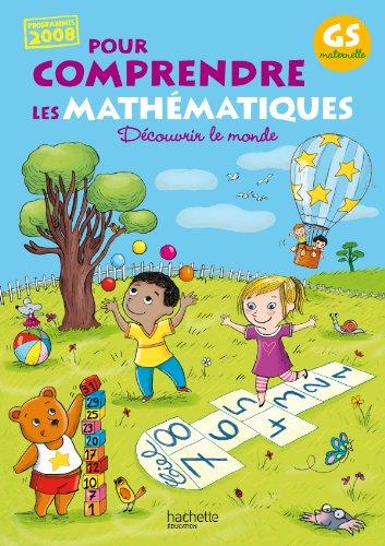 Pour comprendre les mathématiques Grande Section - Fichier de l'élève - Ed.2011 par Jean-Paul Blanc