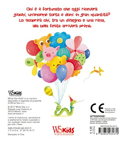 Buon Compleanno Whitestar