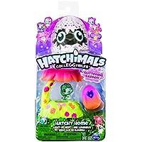 Hatchimals à Collectionner - 6045592 - Playset Nid Lumineux - Modèle Aléatoire