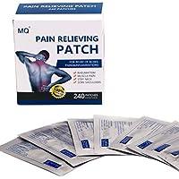 mqforu Patch Schmerzlinderung Pflaster Relief Rheuma Arthritis & Knie Gelenke Rückenschmerzen preisvergleich bei billige-tabletten.eu
