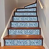 Treppenaufkleber Dekorative Aufkleber Der Treppenaufkleber-Korridortreppe Der Nordischen Artfliese Kreativen Ausgangs