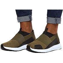 LEIF NELSON Herren Schuhe Freizeitschuhe Elegant Winter Sommer Freizeit  Schuhe Männer Sneakers Sportschuhe Laufschuhe 3d1f3046241