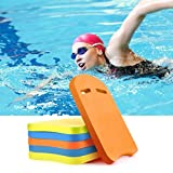 #7: Swimming Swim Kickboard Kids/Adults Safe Pool Training Aid Float Board EVA Foam (Green)