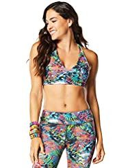 Zumba Fitness Rio Sizzle Soutien-Gorge Femme
