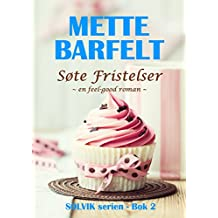 Søte Fristelser (Solvik-serien Book 2) (Norwegian_bokmal Edition)