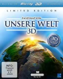 Faszination unsere Welt 3D (10 Real-3D Dokumentationen in einer Gesamt-Edition exklusiv bei Amazon.de) [3D Blu-ray]
