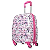 Disney Official Store Minnie Mouse Kids Rolling Luggage Case Trolley Holiday