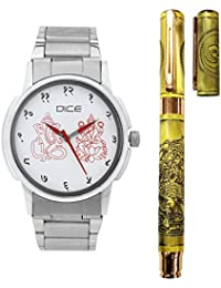 Dice/Oculus Watch and Pen Premium Collection Combo